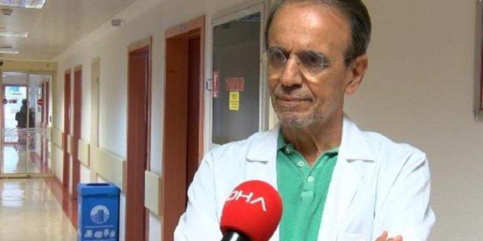 Hastaneden taburcu olan Prof. Dr. Mehmet Ceyhan koronadan tek çıkış yolunu söyledi