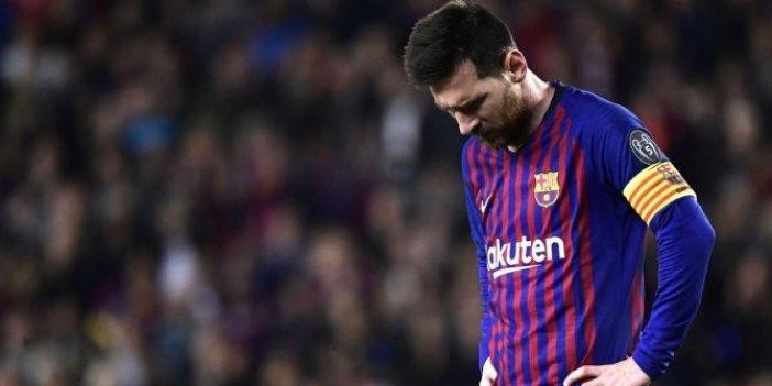 Barcelona cephesinden şok açıklama. Messi indirime gitmezse ayrılabilir