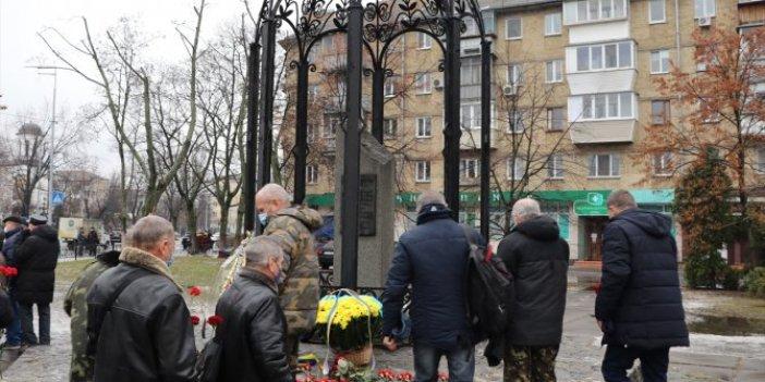 Çernobil'in tasfiyesinde yer alanlar Kiev'de anıldı