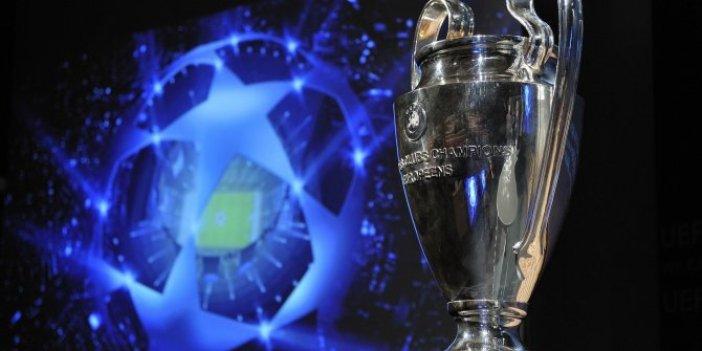 Şampiyonlar Ligi'nde son 16 eşleşmeleri belli oldu