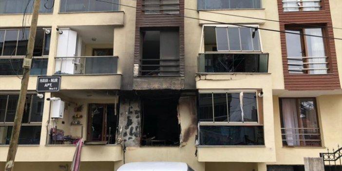 Uşak'ta üst üste patlama, 6 kişi yaralandı