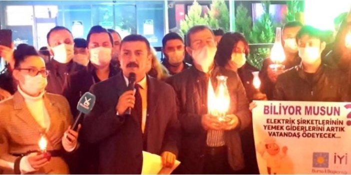 İYİ Partili Türkoğlu: İYİ Parti'nin gaz lambaları, keyif zammını iptal ettirdi