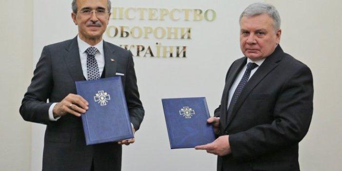 Türkiye ve Ukrayna arasında anlaşma
