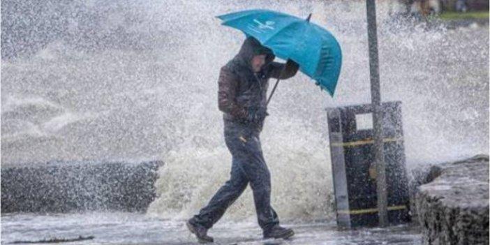 Bir ilimiz için şiddetli yağış uyarısı