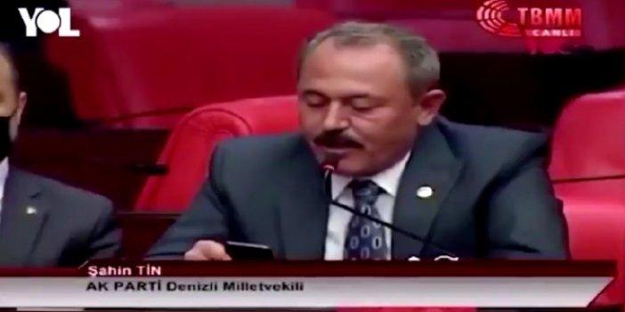 """""""Kuru ekmek yiyorlarsa karınları toktur"""" diyen AKP'li Şahin Tin kendini bu sözlerle savundu"""