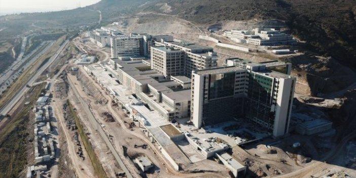 Şehir hastanesi olarak başladı şehir efsanesi oldu. Açılışı 5 kez ertelendi