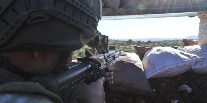 MSB duyurdu. 4 terörist öldürüldü