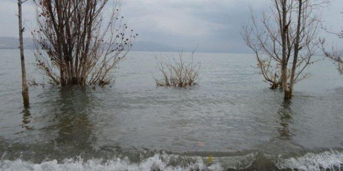 Elazığ'da depremden sonra fark edildi. Hazar Gölü'nün su seviyesindeki gizemli artışın kaynağı ortaya çıktı