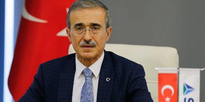Savunma Sanayii Başkanı Demir'den ABD'nin yaptırım kararına ilişkin değerlendirme