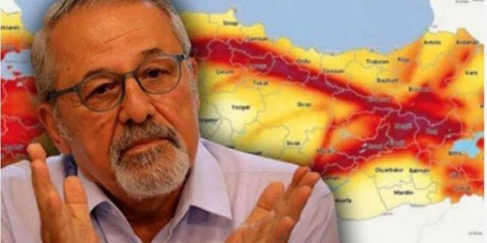 Naci Görür'den flaş deprem açıklaması
