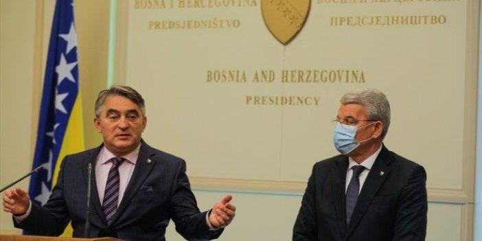 Lavrov'a Bosna Hersek'te saygı dersi. Tokat gibi cevap karşısında şaşkına döndü
