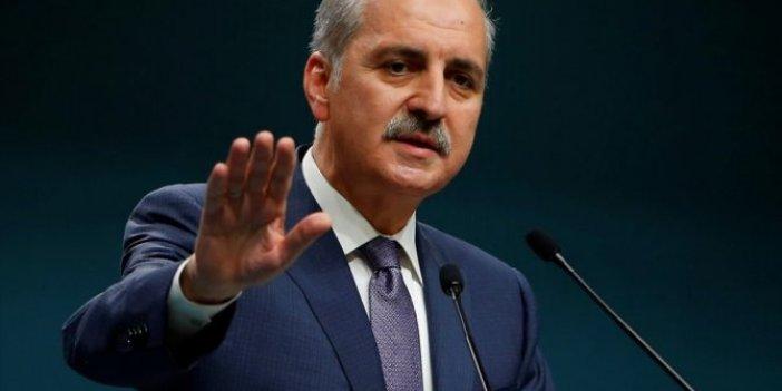 Numan Kurtulmuş'tan Devlet Bahçeli'yi kızdıracak HDP  çıkışı