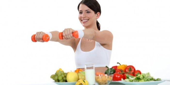 2  haftada hızlı kilo vermek için en etkili yöntemler