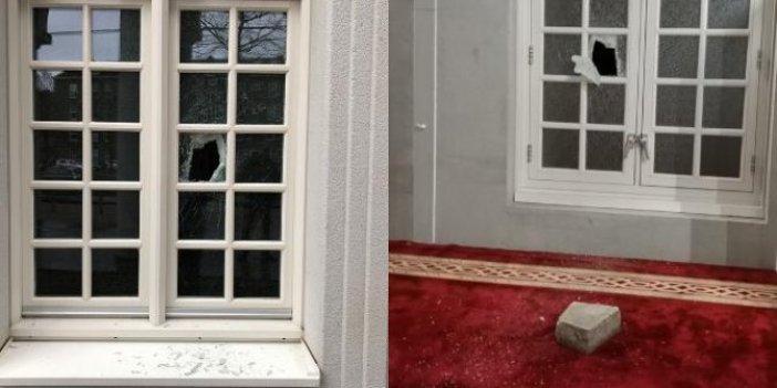Hollanda'da Ayasofya Cami'ne saldırı