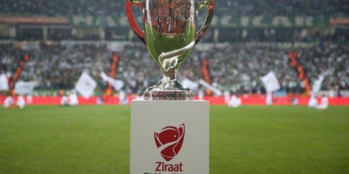 Ziraat Türkiye Kupası 5. tur heyecanında belli olan toplu sonuçlar
