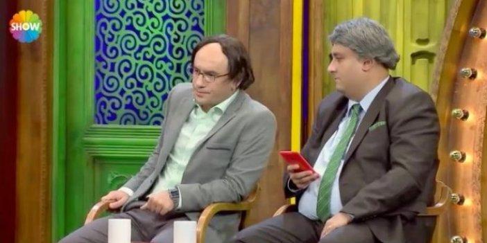 Show TV'deki Güldür Güldür Show'da Berat Albayrak'ın istifası işlendi herkesi gülmekten kırdı geçirdi