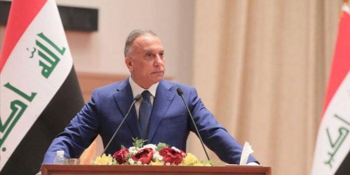 Irak Başbakanı Kazımi yarın Ankara'ya geliyor