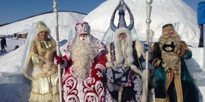Türkler'de Nardugan bayramı nedir, Türkler neden ağaç süslerlerdi, Hayat Ağacı neden yaparlardı, Noel Baba Orta Asya'da Ayaz Ata ve Kar Kız'dı