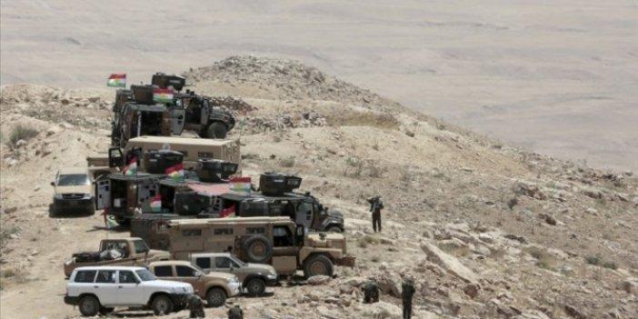 YPG/PKK, Suriye üzerinden Peşmergeye saldırdı