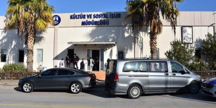 Bodrum'da belediye başkan yardımcılarına saldırı girişimi