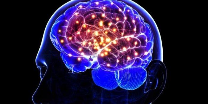 Beynin o bölgesini fabrika gibi çalıştırıyor. Nedeni şok etkisi yapacak