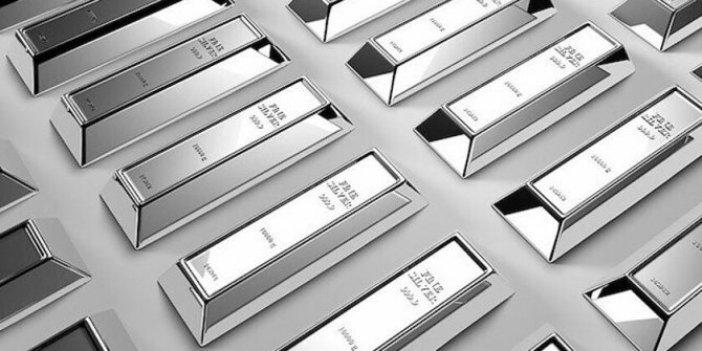 Gümüş fiyatları uçuyor