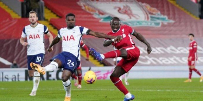 Liverpool ve Tottenham'dan nefes kesen maç