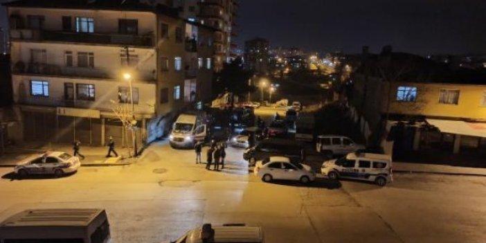 Ankara'da uyuşturucu satışında silahlar konuştu.2 ölü