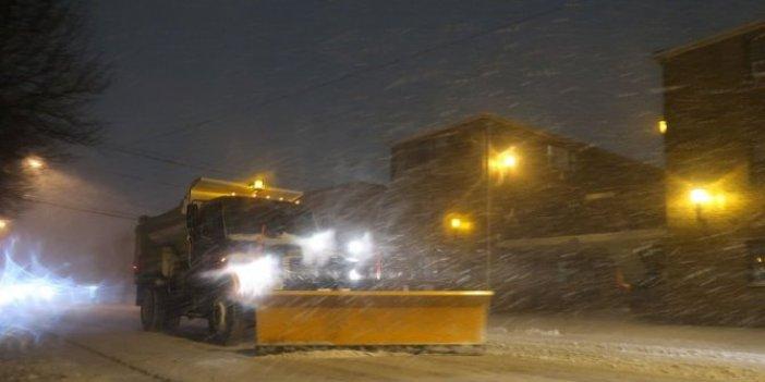 Şiddetli kar yağışı ölümlere neden oldu