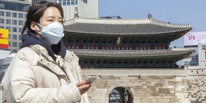 Güney Kore'de vaka sayısında rekor artış