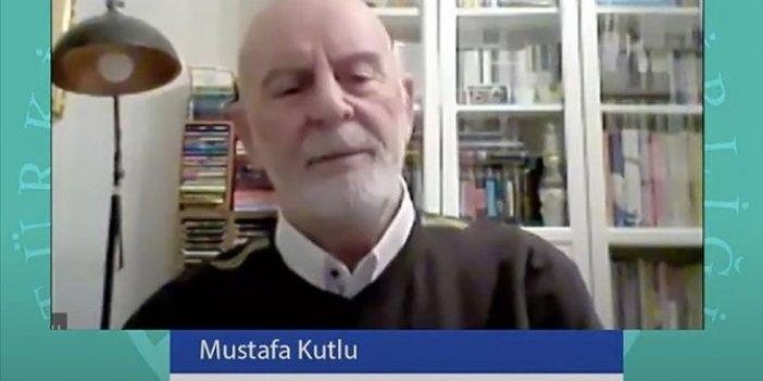 Yazar Mustafa Kutlu: Küresel sistem ekonomiyi ahlakın önüne geçirdi