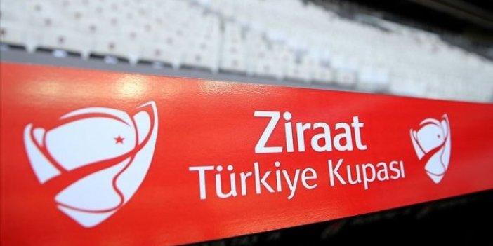Ziraat Türkiye Kupası'nda son 16 turu kura çekimi yarın yapılacak