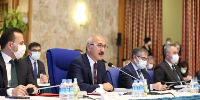 Bakan Elvan: Kovid-19 nedeniyle 13 bin 823 sigortalıya 74 milyon lira tazminat ödendi
