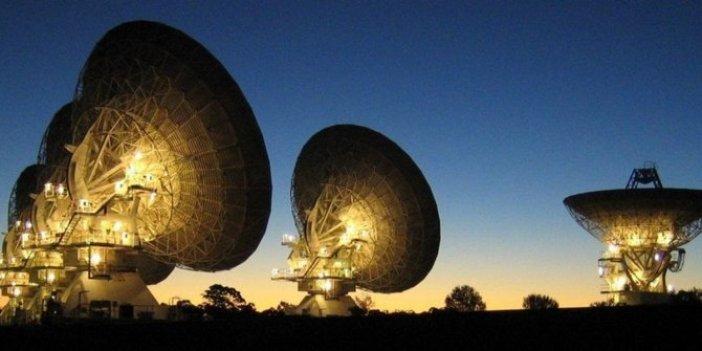 Gökbilimciler öteki dünyadan sinyal aldı. Dünyaya gelişmeleri böyle duyurdular