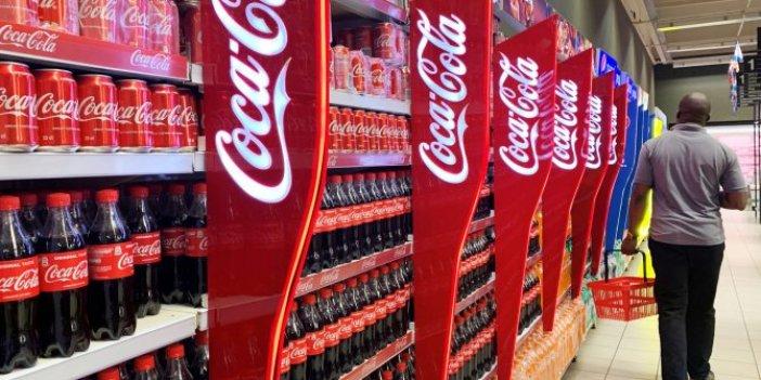 Coca-Cola'da flaş gelişme. Şirketten dünya geneli için açıklama yapıldı