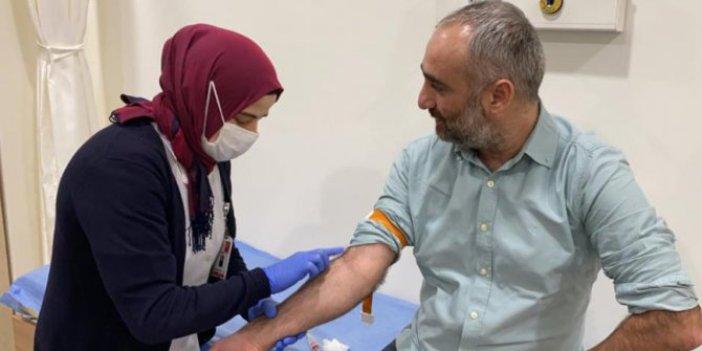 Çin aşısı olan İsmail Saymaz vücudunda neler olduğunu açıkladı!