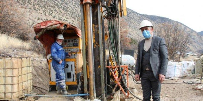 Erzurum'un o ilçesi altın kaynıyor