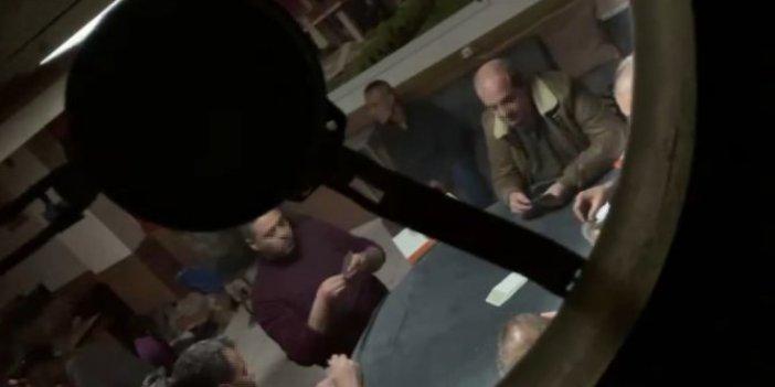 Bursa'da kumar oynayanlar öyle bir yerden yakayı ele verdi ki, polisler kıskıvrak yakaladı