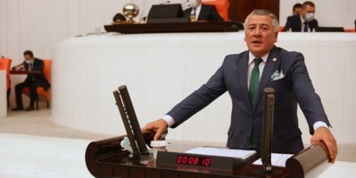 İYİ Parti Trabzon Milletvekili Örs: Destek paketleri yetersiz, esnaf perişan durumda