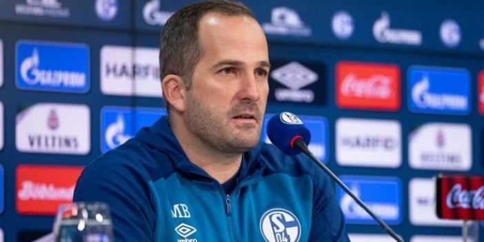 Schalke 04'te Manuel Baum depremi