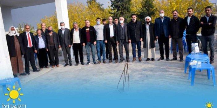Mardin'de İYİ Parti'ye dev katılım