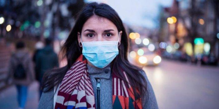 Bilim insanlarından çok kritik maske uyarısı. Herkesin düştüğü bu hataya sakın düşmeyin