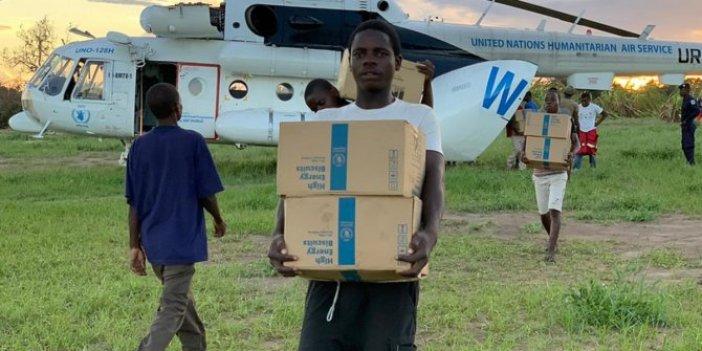 Birleşmiş Milletler'den acil insani yardım çağrısı