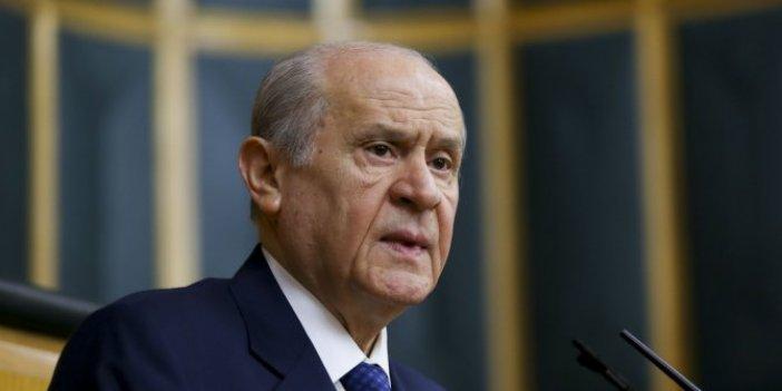 Devlet Bahçeli'den Kemal Kılıçdaroğlu'na ittifak yanıtı