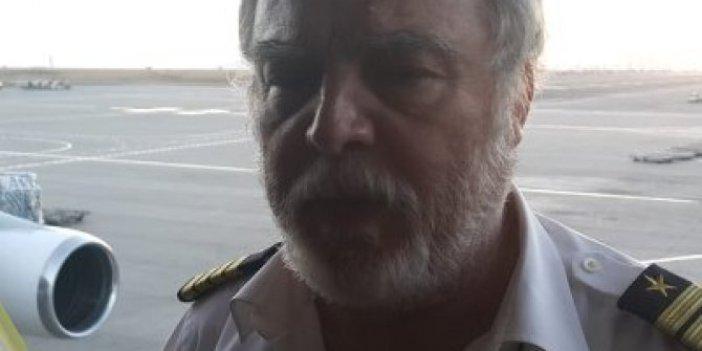 Devletine aşık bir pilotun emekli olurken ibret alınacak mesajı, çocuklarınıza da okutun ki öğrensinler Savaş pilot nasıl olunur
