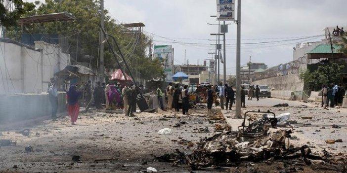 Somali'deki bombalı saldırıda 15 kişi öldü