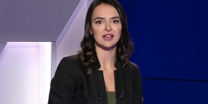 Kadın spiker Sergen Yalçın'dan X diye bahsedince Beşiktaş taraftarını ayağa kaldırdı. Nikah şahidi Fatih Terim'di. Karagümrük-Galatasaray maçını yorumladı