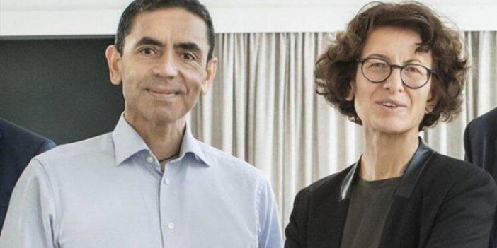 Korona aşısını bulan Türk bilim insanları Prof. Dr. Uğur Şahin ve Özlem Türeci ile ilgili çarpıcı iddia, en son Merkel ile görüşmüşlerdi