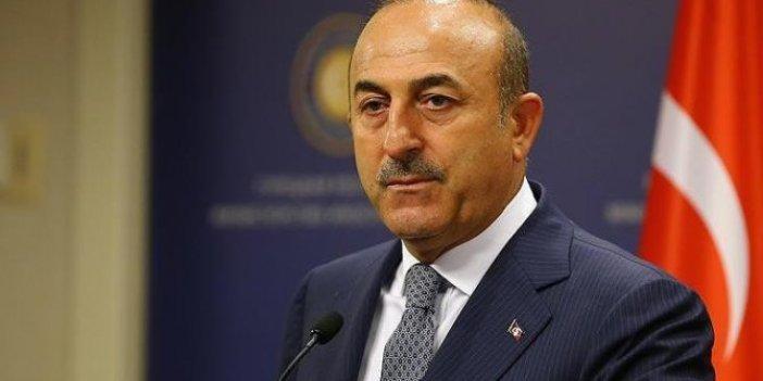 Bakan Çavuşoğlu, Endonezya'ya gidiyor