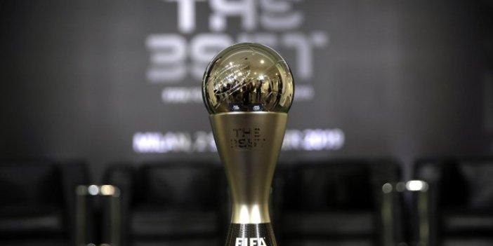 FIFA ödülleri, sahiplerini buldu